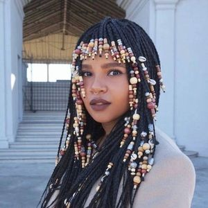 Accessories - African hair beads